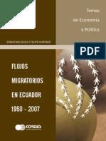 Flujos Migratorios Ecuador