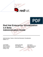 Red Hat Enterprise Virtualization 3.4 Beta Administration Guide en US