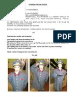 Disertacion de Ingles Los Militares