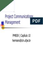 pmbok-comunicacao