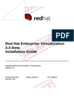 Red Hat Enterprise Virtualization 3.4 Beta Installation Guide en US