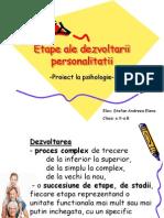 Stefan Andree_Etape Ale Dezvoltarii Personalitatii