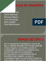 Exposicion Error Tipo 2