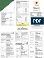 Cartão de Referência Do LibreOffice 4 v2