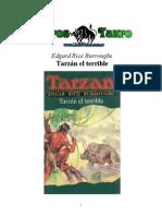 Burroughs, Edgar Rice - 8. Tarzan El Terrible
