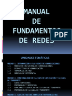 Manual de Fundamentos de Redes