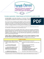 Brochure FR Formation FO Avril 2010 DG I