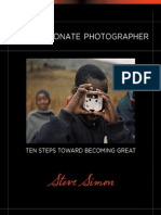 The Passionate Photographer- Ten Steps Toward Becoming Great