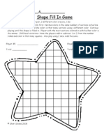 dice game- shape fill in 2