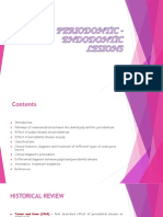 Periodontic -endodontic