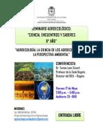 Agroecología La Ciencia de Los Agroecosistemas La Perspectiva Ambiental