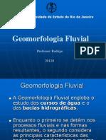 Apresentacao Geomorfologia Fluvial