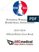 2013-2014 Official Rules Case Book