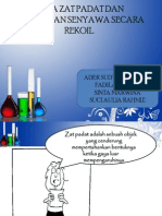 Kimia Zat Padat