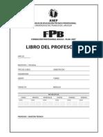 Utu Fpb Libro Del Profesor 2010