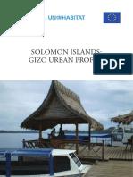 Gizo Town Profile - Solomon Islands