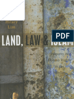Land Law and Islam (English Language Version)