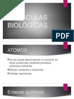 MOLECULAS BIOLÓGICAS