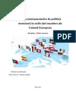 82470447 Analiza Instrumentelor de Politica Monetara in Noile Tari Membre Ale UE 1
