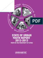 The State of Urban Youth 2012-2013