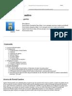Portal Cautivo - UntangleWiki