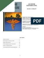 Bailey A. Alice - Leczenie ezoteryczne.pdf