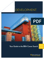 BBA Career Resources Guide