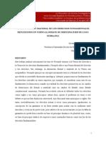 Derechos Fundamentales Teoria Formal y Material
