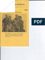 Hoosier Chess Journal Vol. 5, No. 1 May-Jun 1983