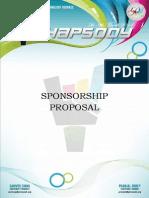 Sponsorship Proposal Rhapsody