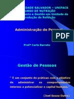 Aula 5.2 - (04.04) - Administração de Pessoal