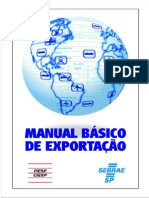 Manual Exportacao