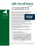 3 State Payroll Up 700m 2p