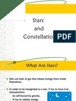 Stars, Constellations & Celestial Cordinates