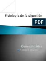 f v Digestion