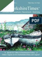 June-July 2014 Our BerkshireTimes Magazine