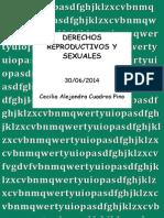 Derechos Reproductivos y Sexuales