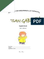 English Book PRE BÁSICA (Reparado)1