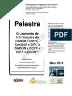 Apostilas_cruzamento Informações Receita Federal