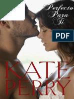 01 Perfecto Para Ti - Kate Perry
