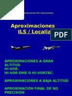 Aproximacion ILS LOC