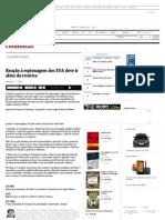 Reação à Espionagem Dos EUA Deve Ir Além Da Retórica - 09-09-2013 - Ronaldo Lemos - Colunistas - Folha de S