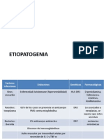 Etiopatogenia y Diagnostico Dermatomiositis