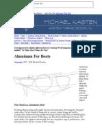 Aluminio Naval Aplicaciones
