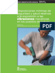 Disposiciones Minimas de Seg y Salud a Las Vibraciones
