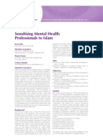 ing Mental Health Profesionals to Islam