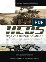 Catalogo HEDS
