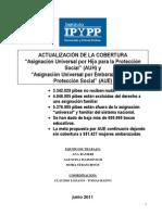 Lozano (2011) - Actualización de la cobertura AUH y AUE