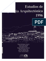 Estudios de Tipologia Arquitectonica