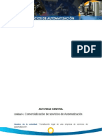 Actividadcentralu4[1] Servicios de Automatizacion